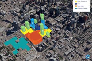 density, phasing, and land use analysis