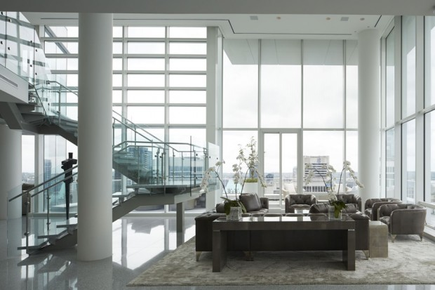 Vancouver Penthouse