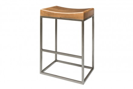 The Saddle Bar Stool