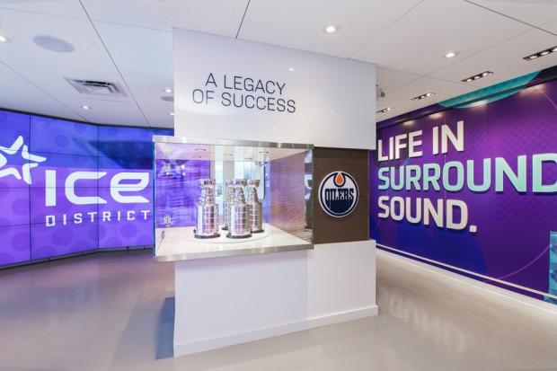 ICE HQ Presentation Centre